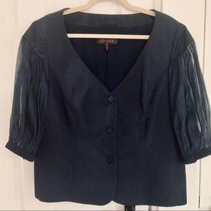 ESCADA Vintage Evening Jacket / Blouse
